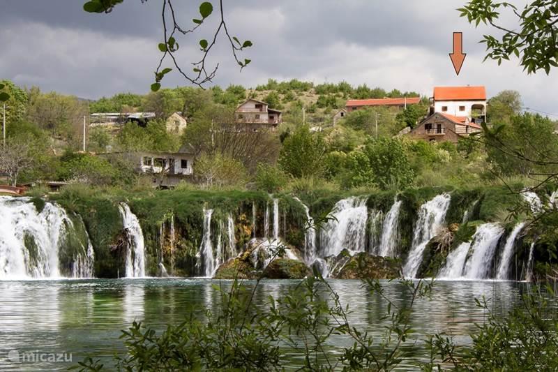 Vacation rental Croatia, Dalmatia, Muskovci Holiday house Rental Muscovci