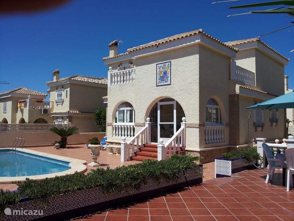 Vakantiehuis Spanje, Costa Blanca, Gran Alacant - Santa Pola Villa Villa Marion