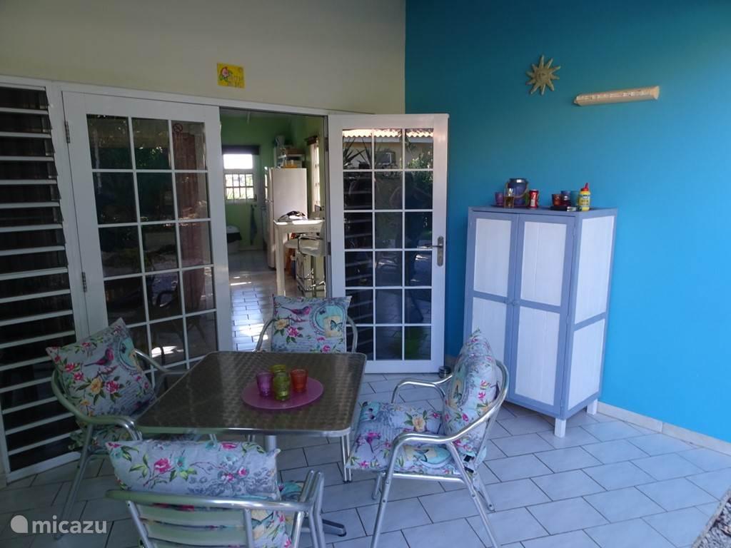 Vakantiehuis Curaçao, Curacao-Midden, Koraal Partier - studio Resort Seru Coral, Studio 32