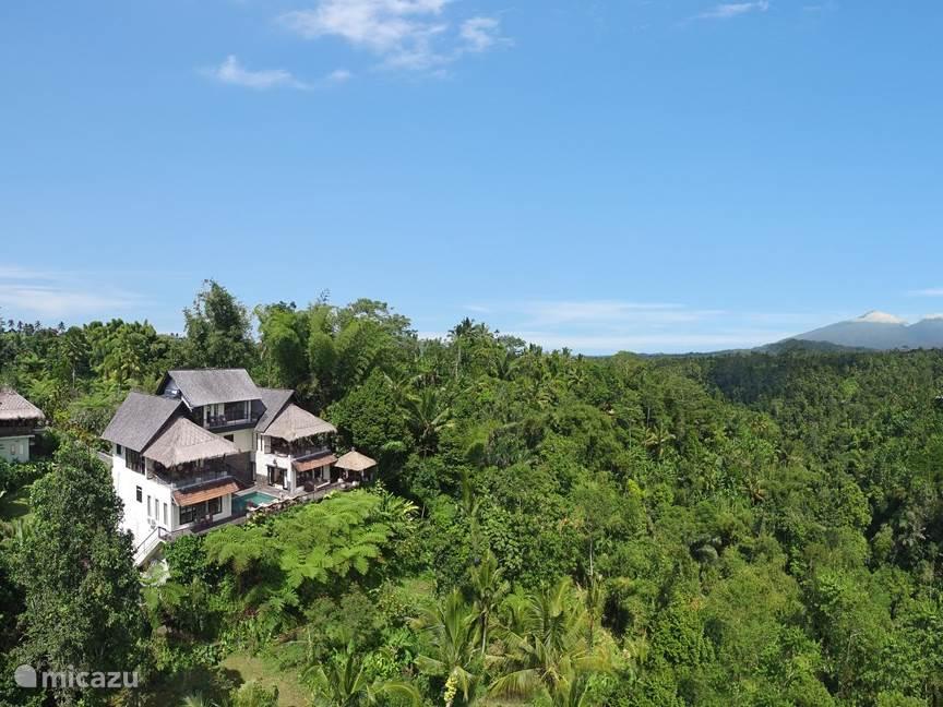 Vakantiehuis Indonesië – villa Amazing Private Jungle Estate