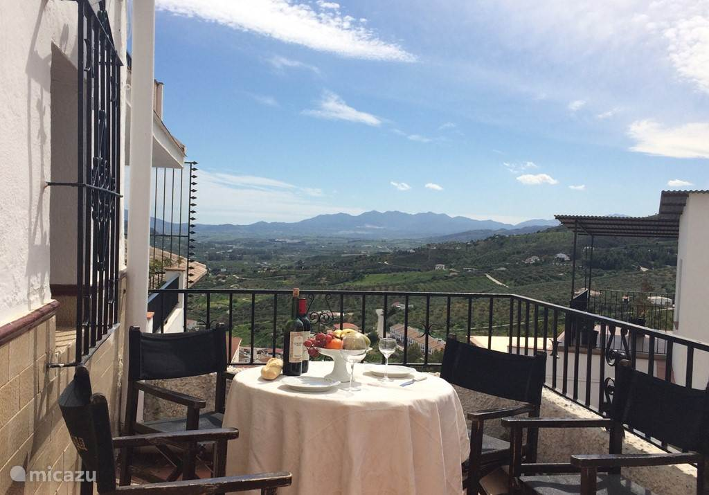 Vakantiehuis Spanje, Andalusië, Álora - geschakelde woning Bobastro