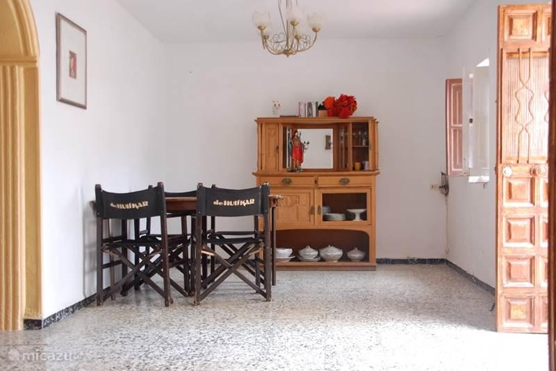 Vakantiehuis Spanje, Andalusië, Álora Geschakelde woning Omgeving El Caminita del Rey