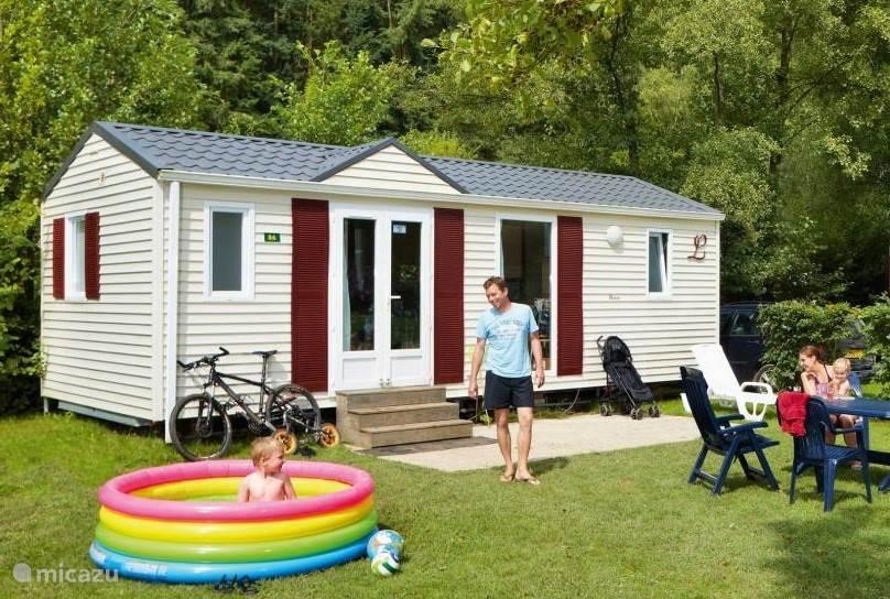 Vakantiehuis België, Ardennen, Bure chalet Chalet Ardennen 4,5*Parc la Clusure