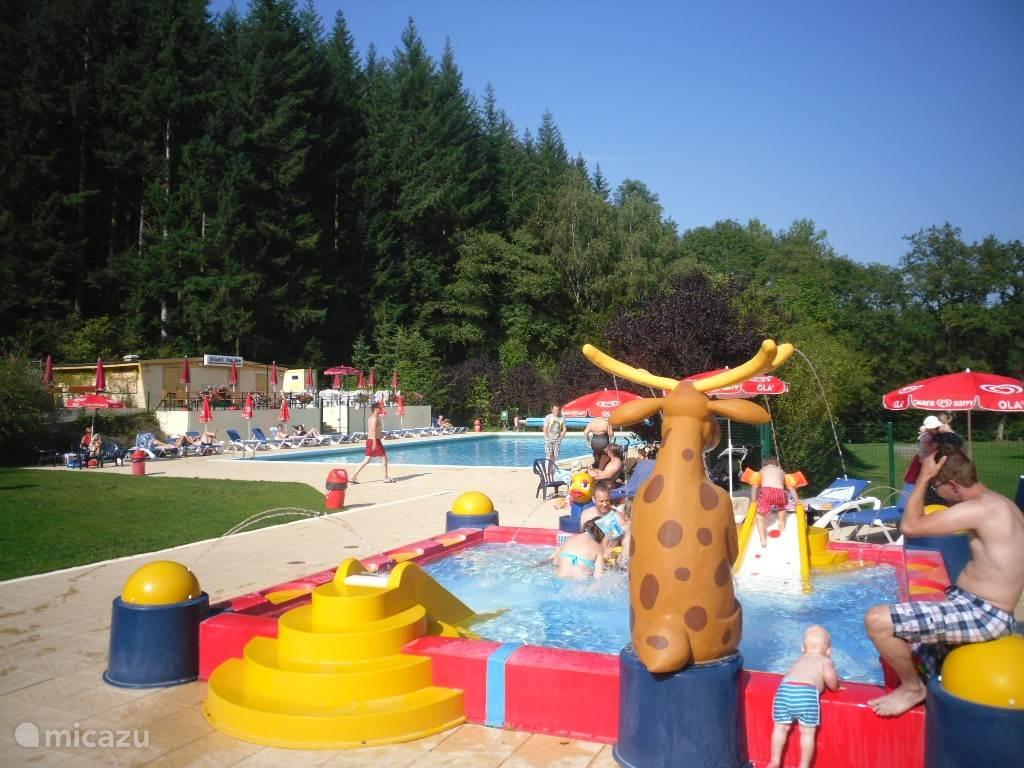 Zwembad parc la clusure