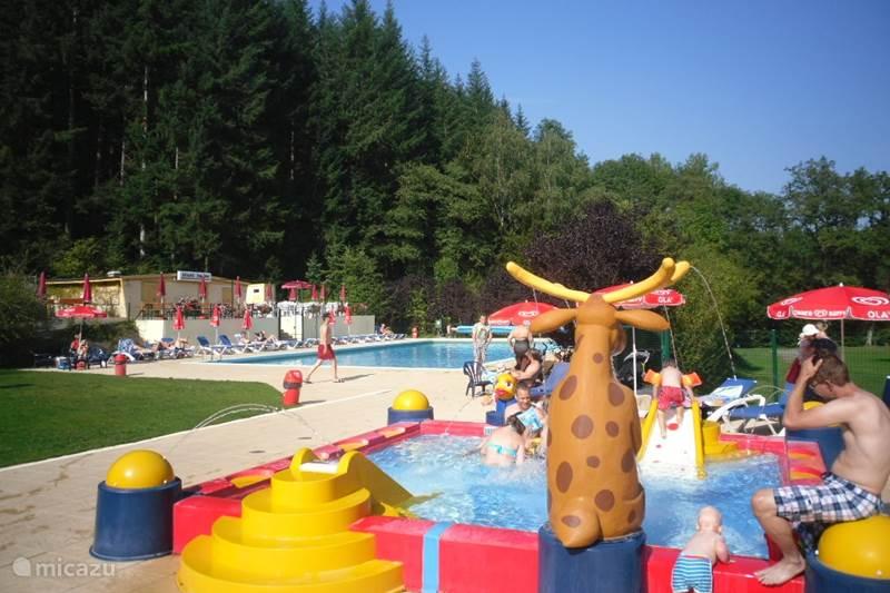 Ferienwohnung Belgien, Ardennen, Bure Chalet Chalet Ardennes 4.5 * Parc la Clusure