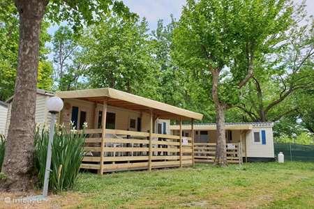 Ferienwohnung Italien, Ligurien, Sarzana mobilheim Camping River Wohnmobil Ligurien