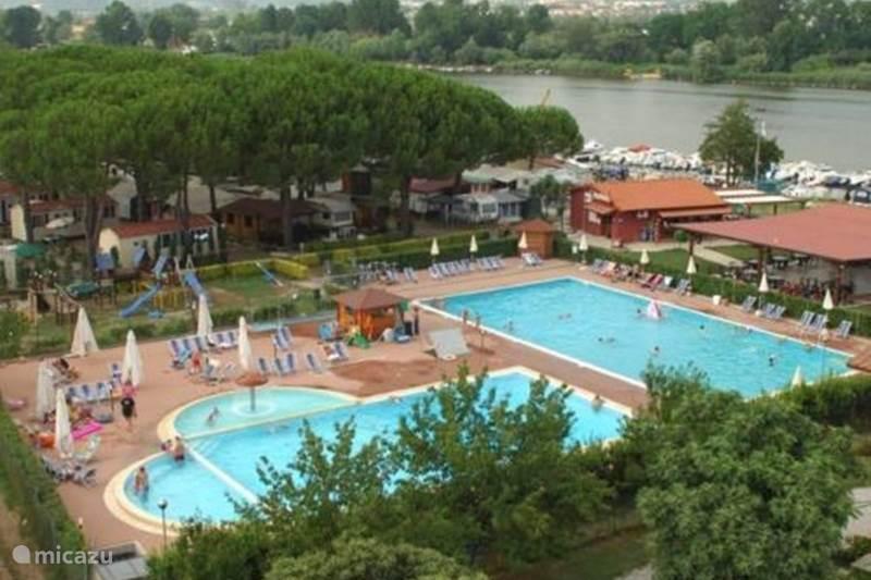 Vakantiehuis Italië, Ligurië, Sarzana Stacaravan River Village Toscane, Ligurië