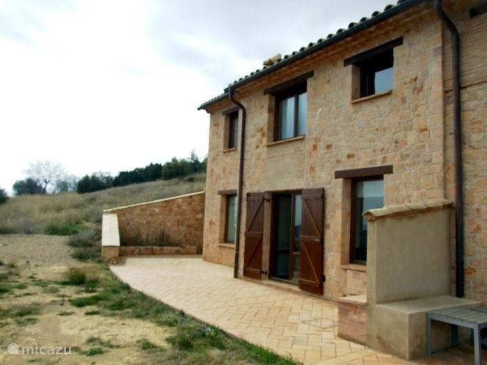 Vacation rental Spain, Aragon, Alquezar holiday house Las Balsas