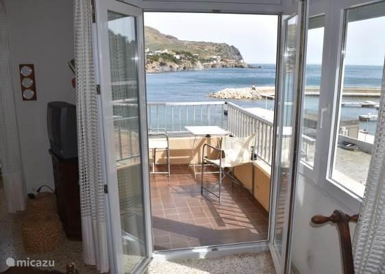 Vakantiehuis Spanje, Costa Brava, Colera appartement Tramuntana 3