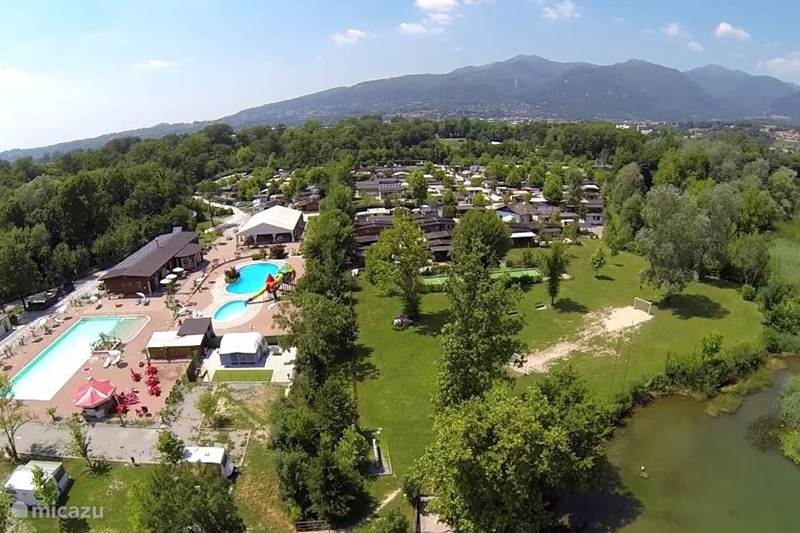 Vakantiehuis Italië, Italiaanse Meren, Erba Stacaravan Lago Pusiano, Eupilio, Camping Class