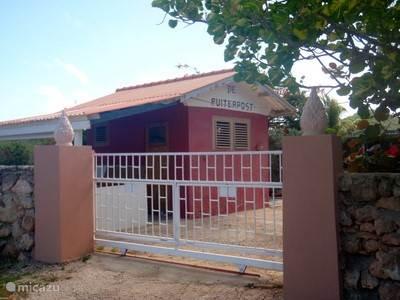 Entree De Ruiterpost apartments