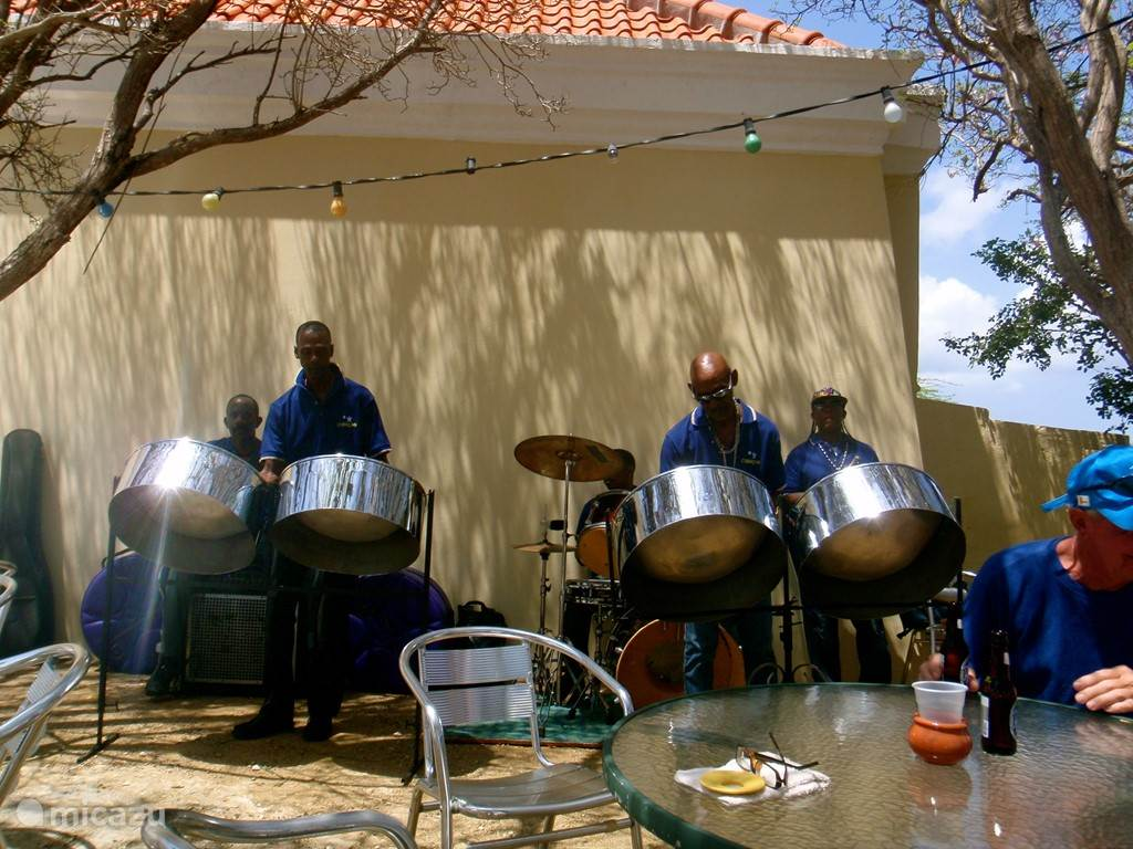 Landhuis Ascension Steelband