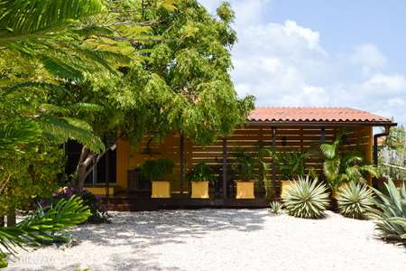 Ferienwohnung Curaçao, Banda Abou (West), Sint Willibrordus appartement Garden Bungalow Jan Kok Lodges