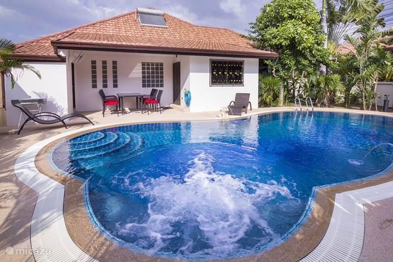 Vakantiehuis Thailand, Oostelijke Golfkust, Pattaya Villa Villa Leelawadee