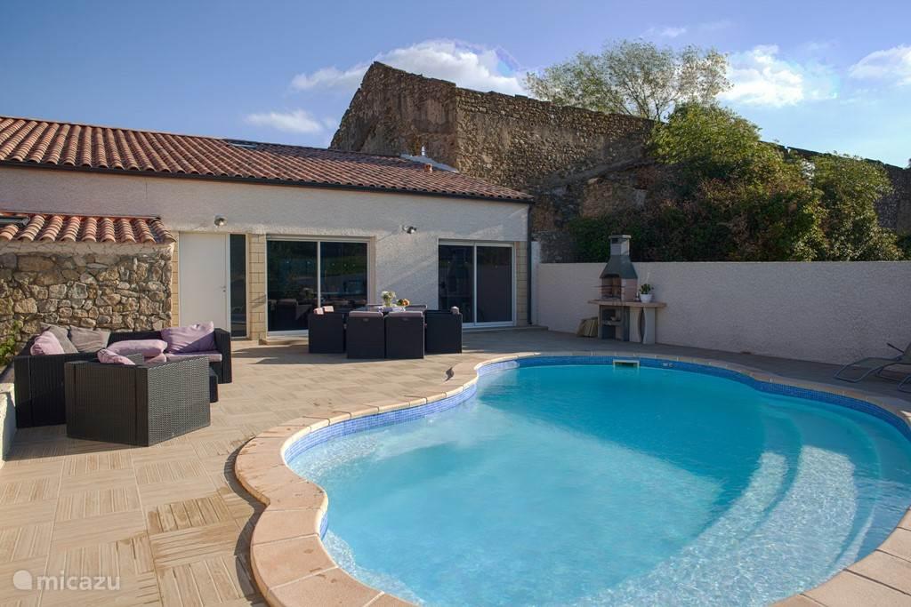 Vakantiehuis Frankrijk, Languedoc-Roussillon – villa Meli-Melo