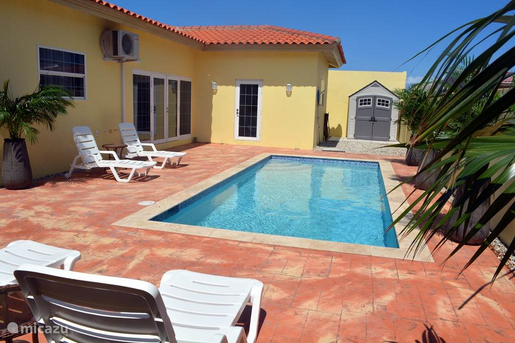 Vacation rental Aruba, North, North - holiday house Quiet House with Pool