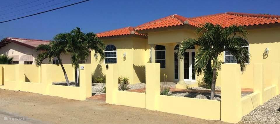 Onze Aruba huis!