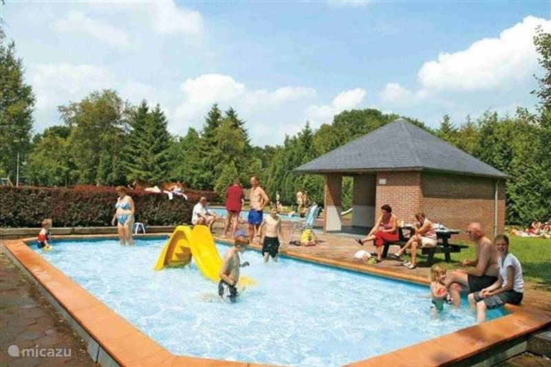 Vakantiehuis Nederland, Drenthe, Wateren Chalet Chalet de Uilenburcht