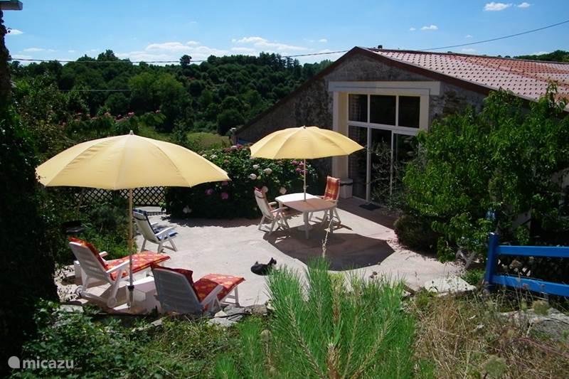 Vacation rental France, Vendee, Château-Guibert Holiday house Maison Passerose