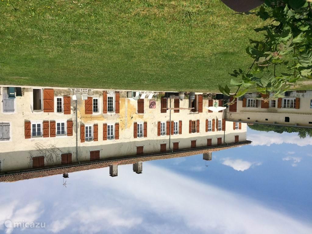 Vakantiehuis Frankrijk, Midi-Pyrénées, Villeneuve-de-Rivière Appartement Le Manoir