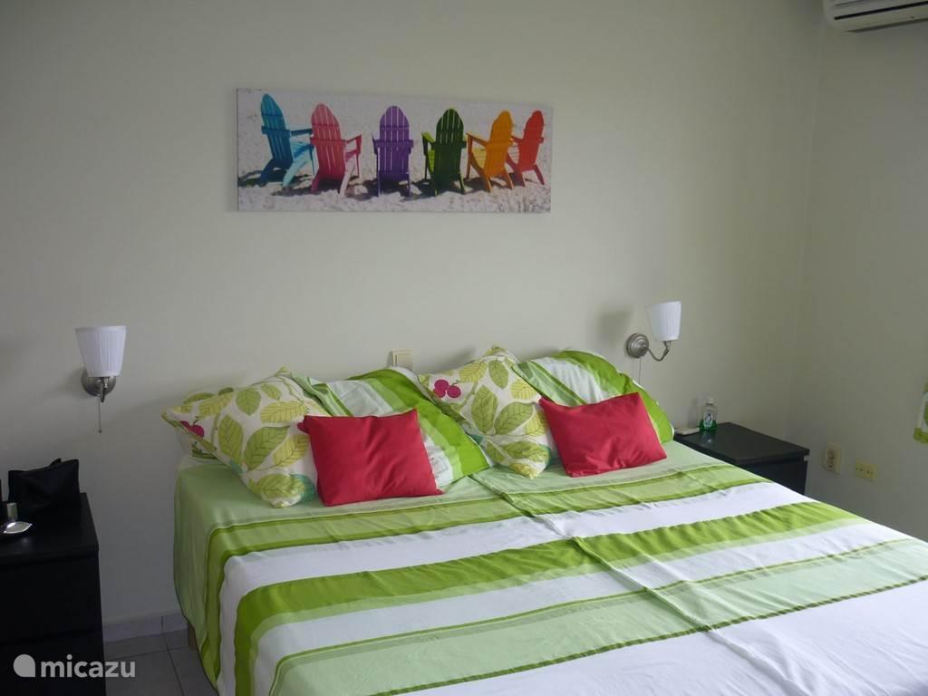 Slaapkamer/Bedroom