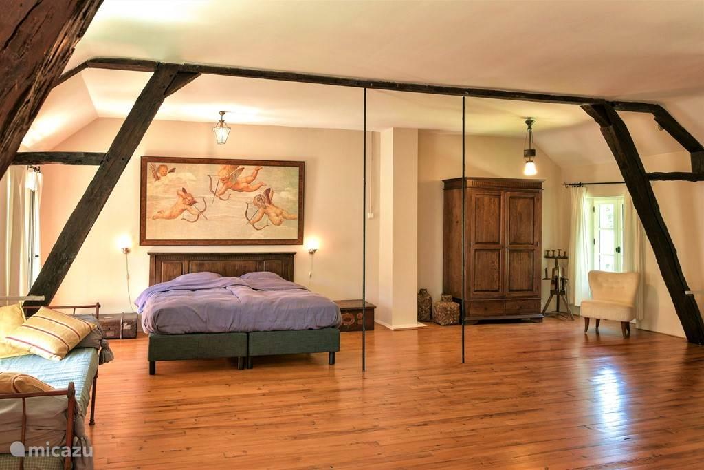 Slaapkamer La Ferme