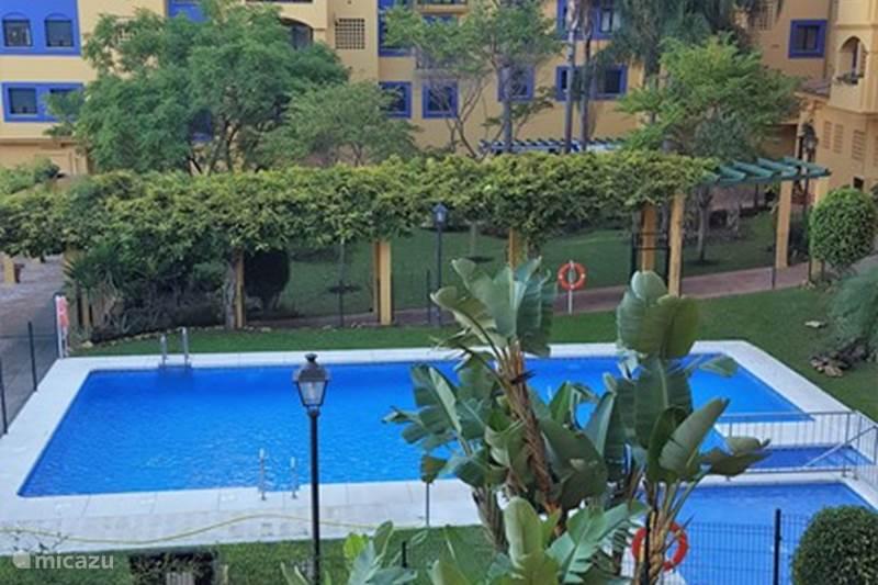 Vakantiehuis Spanje, Costa del Sol, San Pedro de Alcántara Appartement El Mirador