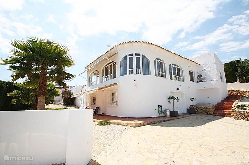 Vakantiehuis Spanje, Costa Blanca, Altea la Vieja villa Mooie Villa in Altea La Vella