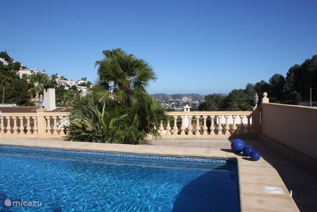 Vakantiehuis Spanje, Costa Blanca, Moraira villa Casa Pietsa