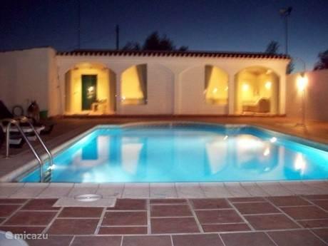Studio's aan het zwembad