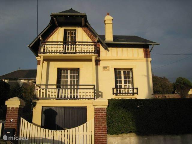 Vakantiehuis Frankrijk, Normandië, Mesnil-Val Villa Villa Le Nautilus