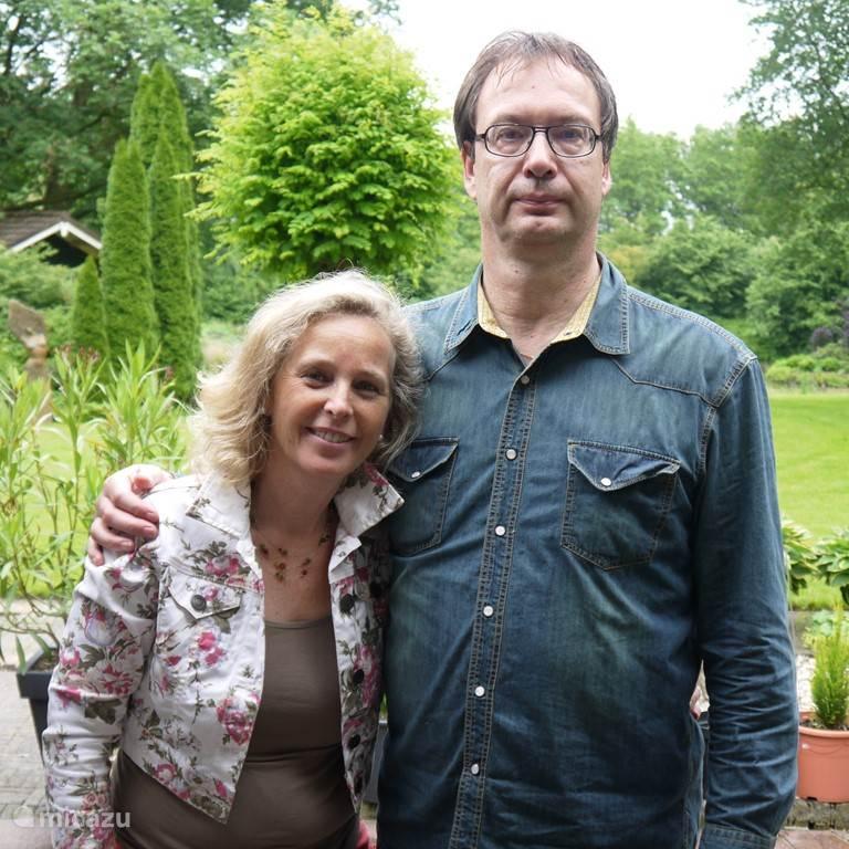 Mike en Annette de Man