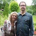Mike & Annette de Man