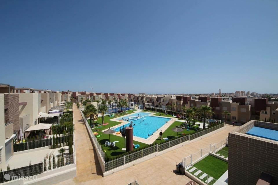 Vakantiehuis Spanje, Costa Blanca, Torrevieja - appartement Luxe woning Torrevieja Varudi 3.07