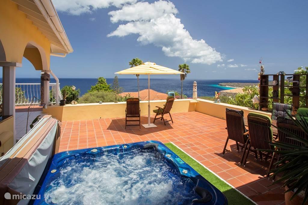 Vacation rental Curaçao, Banda Abou (West), Cas Abou villa Villa Cas Abou 28