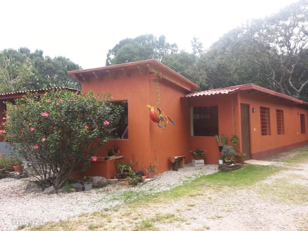 Vakantiehuis Mexico – bungalow Bungalow Cuauhtempa