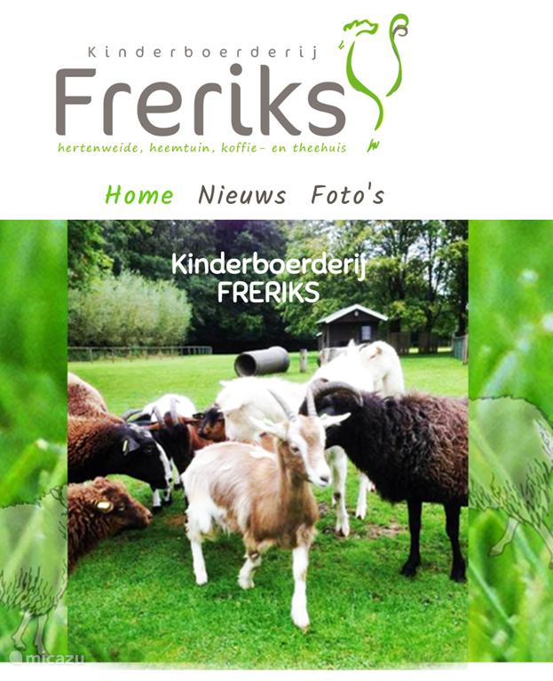 Kinderboerderij Freriks