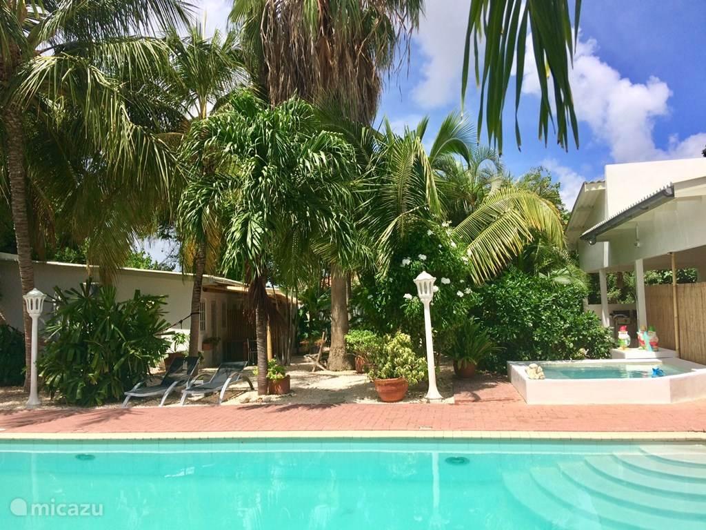 Vakantiehuis Curaçao, Banda Ariba (oost), Cas Grandi bed & breakfast B&B Sombré di Kabana