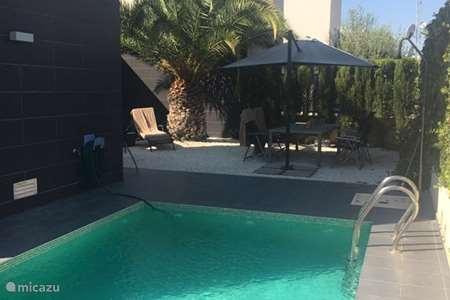 Vacation rental Spain, Costa Blanca, Orihuela Costa holiday house Casa Villamartin