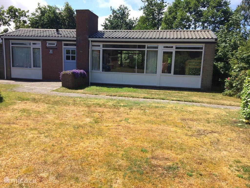 Vakantiehuis Nederland, Schiermonnikoog, Schiermonnikoog - bungalow Uitwaaien op Schier