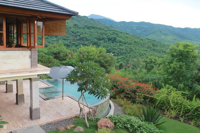 Vakantiehuis Indonesië, Bali, Pemuteran Villa Villa Gajah Sumberkima Hill