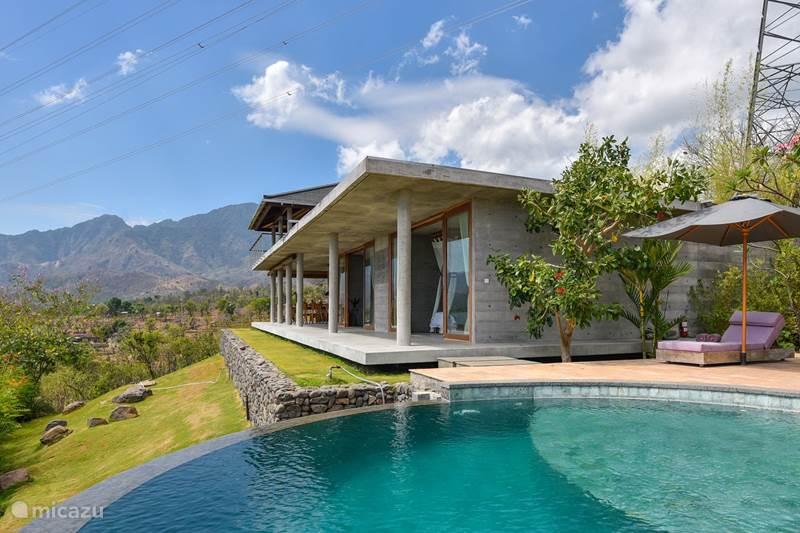 Vakantiehuis Indonesië, Bali, Pemuteran Villa Villa Bali Mynah Sumberkima Hill