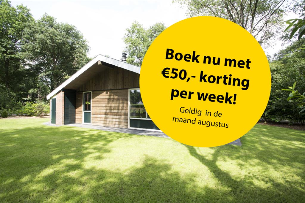 In de maand augustus nog enkele weken beschikbaar! Boek nu én profiteer van €50,- korting per geboekte week! Nu €475,- ipv € 525,- p/week.