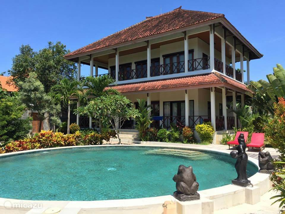 Vacation rental Indonesia, Bali, Jimbaran villa Villadena