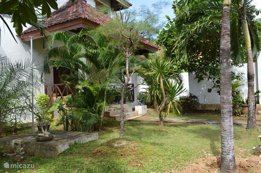 garden front side