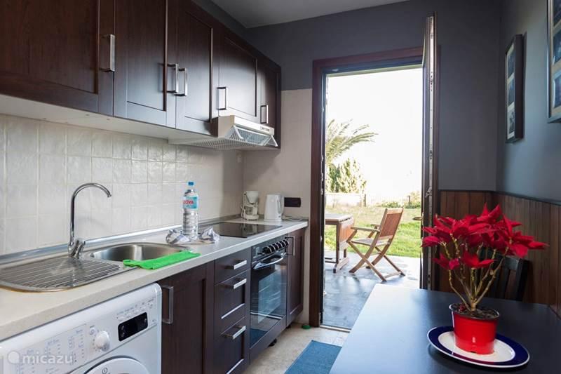 Vakantiehuis Spanje, Tenerife, La Esperanza Appartement Zon, zee, natuur en uitzicht op zee
