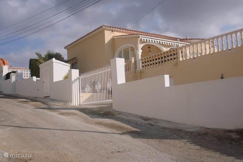 Vakantiehuis Spanje, Costa Blanca, Benissa Villa Villa Spanje Benissa
