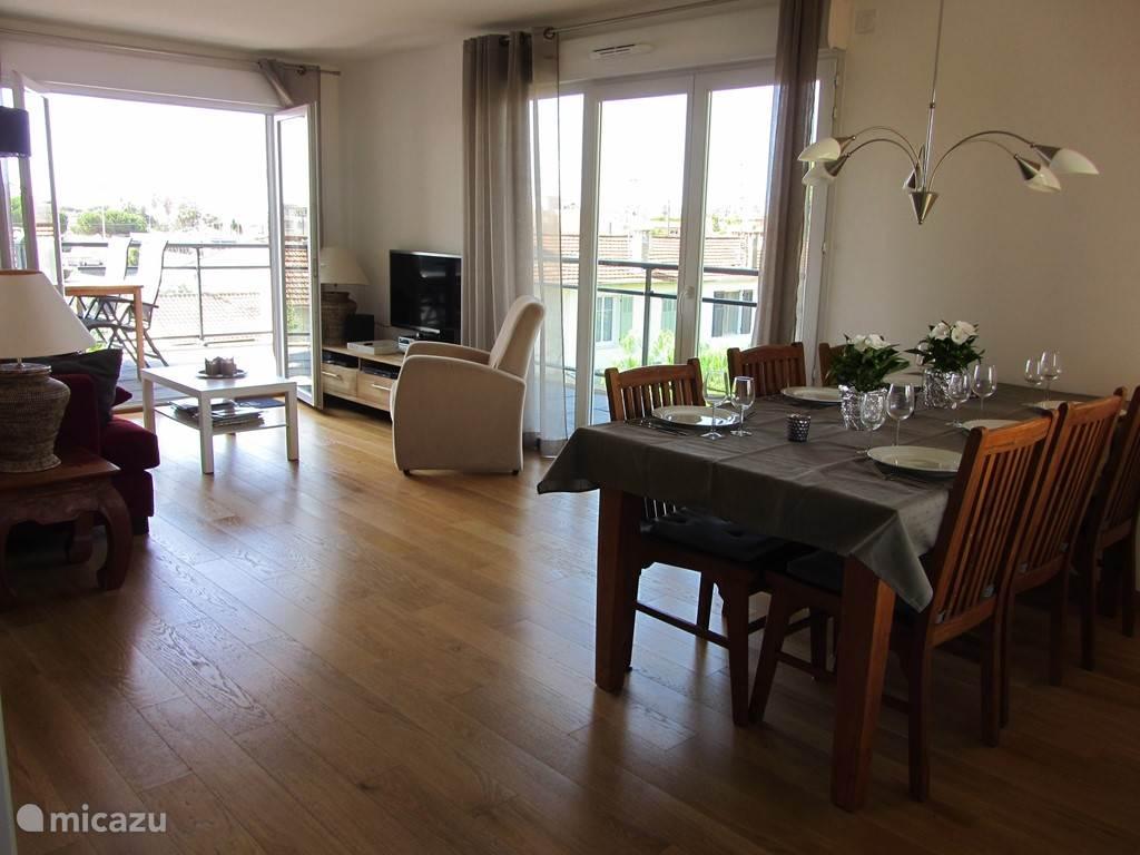 Vakantiehuis Frankrijk, Côte d´Azur, Golfe-Juan Appartement Les Jardins de Carla