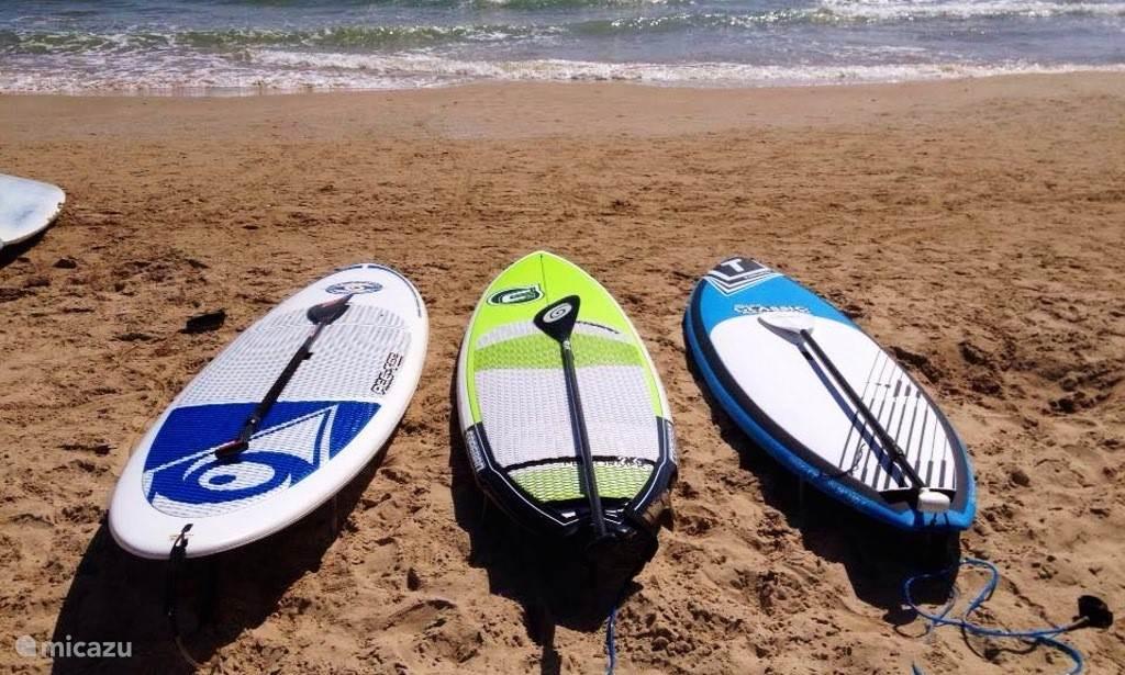 Kite surfen Deltebre