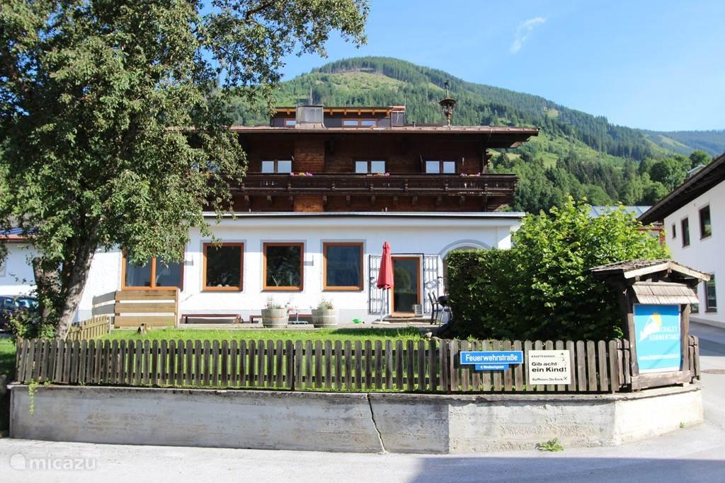 Vakantiehuis Oostenrijk, Salzburgerland, Piesendorf - appartement Chalet Sonnentanz - Appartement 1